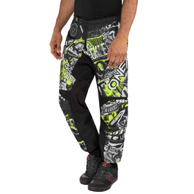 O'Neal Element Pants Herren attack black/neon yellow